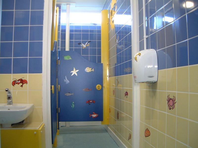 Preschool Toilet Refurbishment Scm Property Maintenance